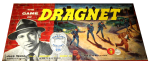 Transogram Dragnet board game
