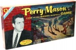 Transogram Perry Mason board game