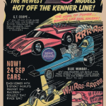Kenner SSP Racers Print Ad