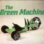 The Green Machine by Marx