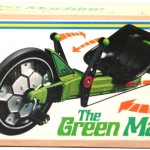 The Green Machine by Marx, box