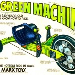 The Green Machine by Marx, form