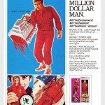 Kenner Six Million Dollar Man Action Figure, Steve Austin