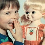 Kenner's Nancy Nonsense Doll, box pic