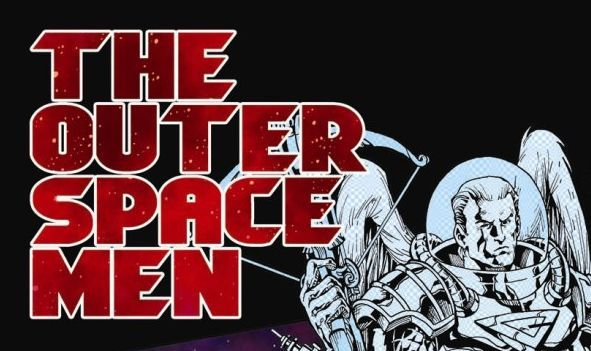 The Outer Space Men - by Colorforms