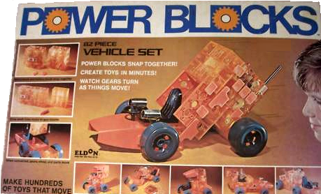 Eldon, Power Blocks Construction Set, Vehicle