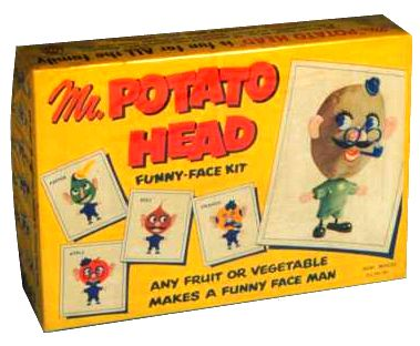 Hasbro, Mr. Potato Head