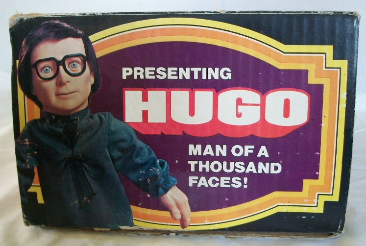Hugo, Man of a Thousand Faces, by Kenner