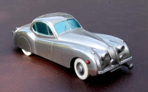 Prameta Windup Diecast Automobile, by Kolner